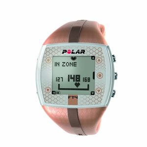 Polar FT4 Women's Heart Rate Monitor Watch (Bronze)