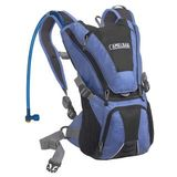 Camelbak Magic 72 Oz Hydration Pack, Vista Blue/Charcoal