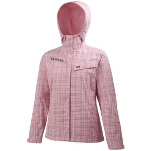 Helly Hansen Women's Vancouver Checked Jacket  Jacket,Rouge,Medium